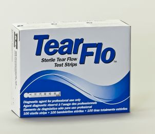 Testy Schirmera TearFlo - opakowanie 100 szt.