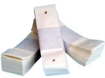 Papierki do podbródków - rozstaw otworów 11 cm