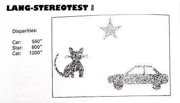 Stereotest Lang I